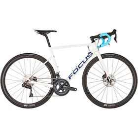 FOCUS Izalco Max Disc 8.9 Di2 Road Bike white